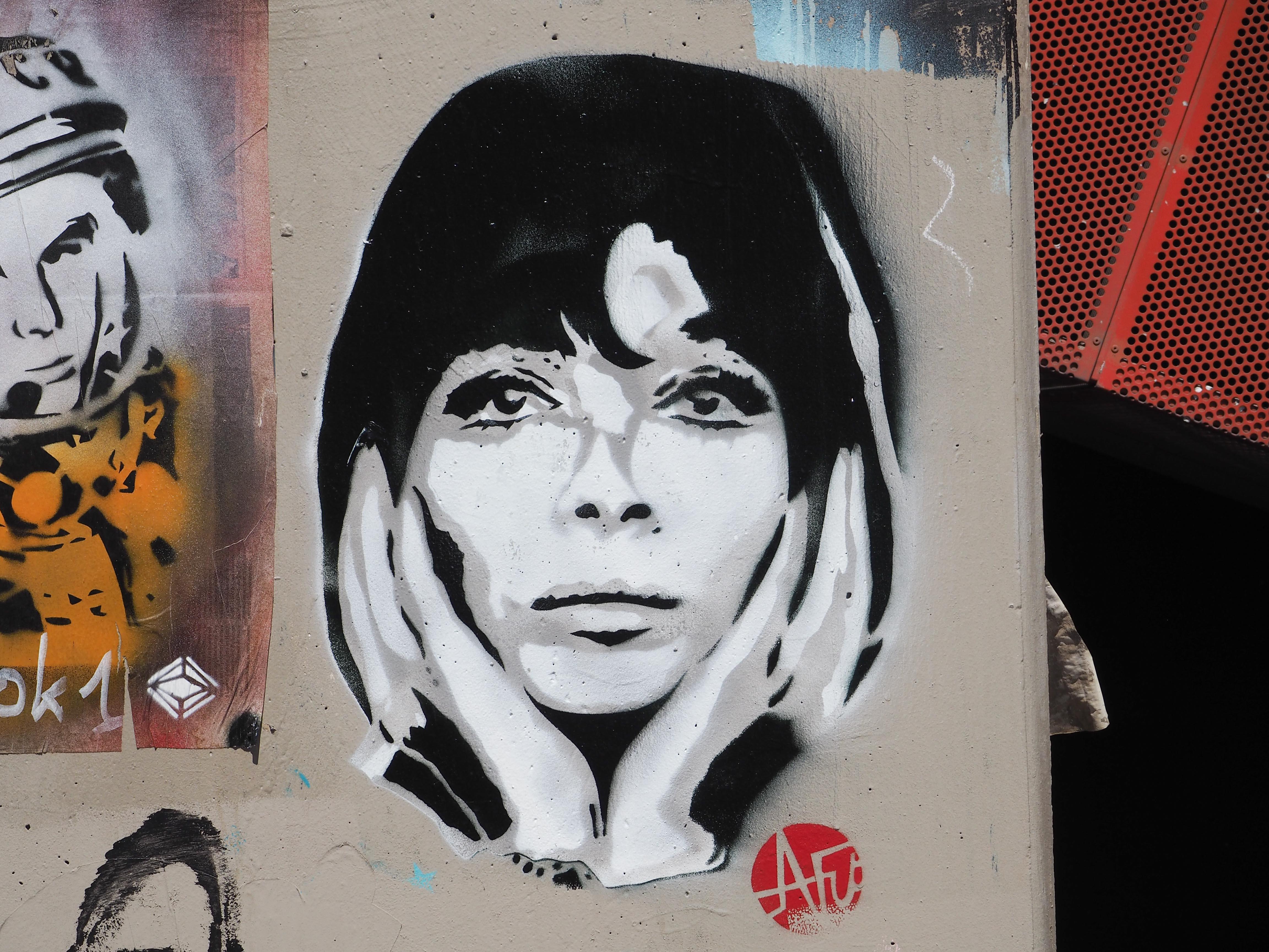 Frauen Portrait von Nice Art