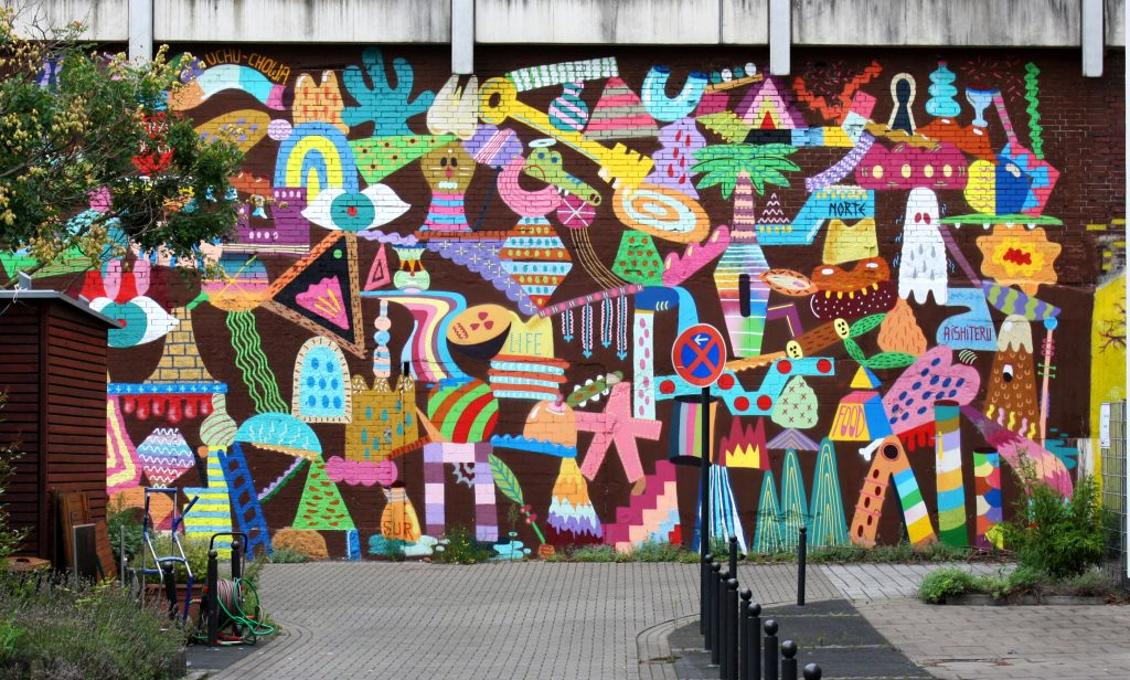 Mural von Zosen