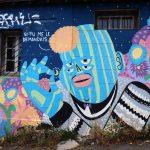Mural von Kashink