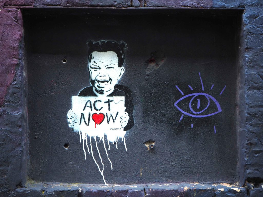 """""""Act Now"""""""