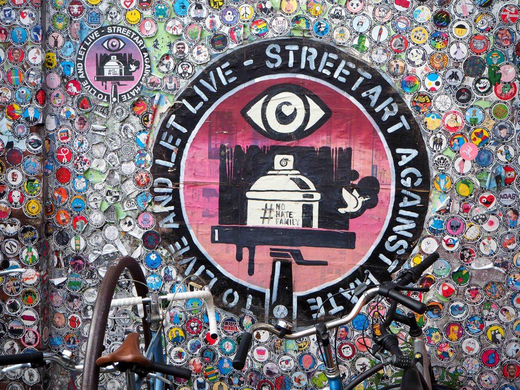 Street Art against Hate
