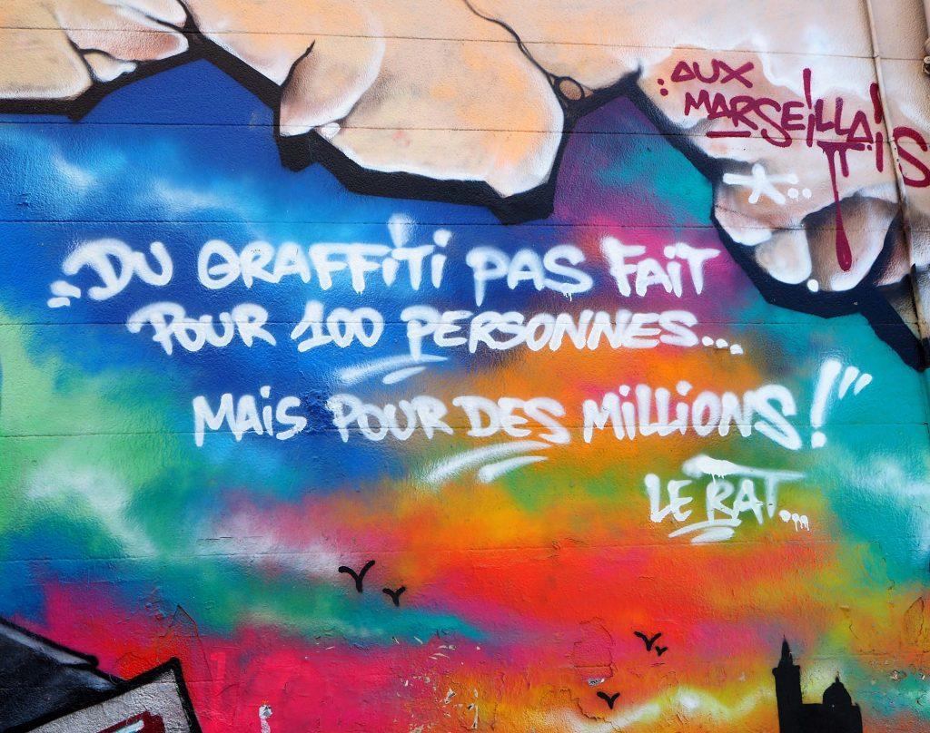 Graffiti wird für Millionen gemachen
