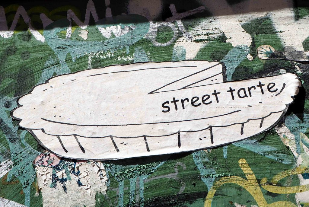 """street tarte"""