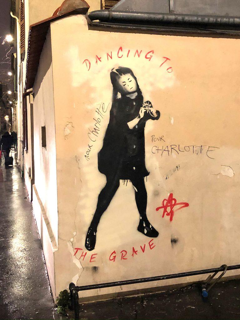 tanzendes Mädchen
